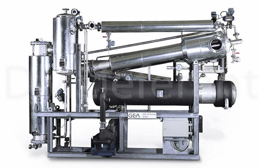 применение вакуумного оборудования и техники